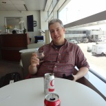 Jon and his Jack & Diet Coke